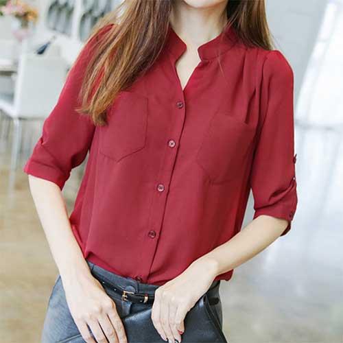 Женская Блузка Из Мужской Рубашки С Доставкой